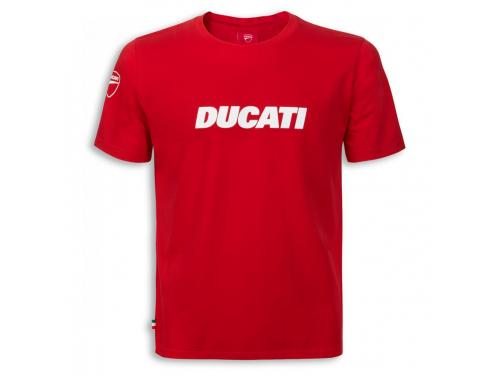 T-Shirt Ducatiana 2 Rojo