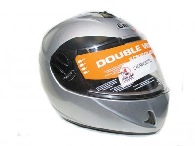 Caberg V2 407 Plata metalizado talla L