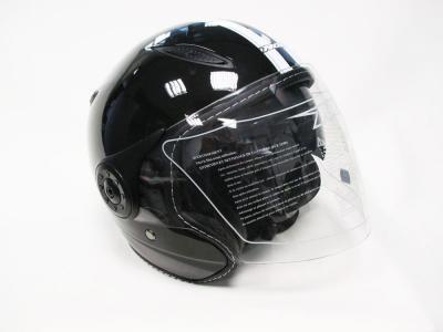 Nox N180 en color negro/blanco T-M
