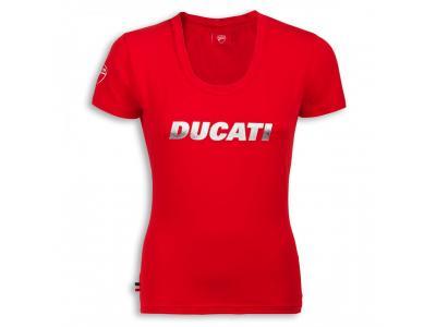 Camiseta Ducatiana 2 mujer rojo