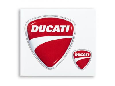 Adhesivo Ducati