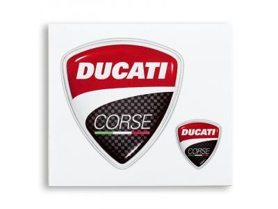 Adhesivo Ducati Corse