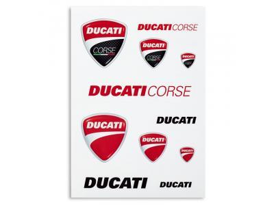 Adhesivo Ducati Mix