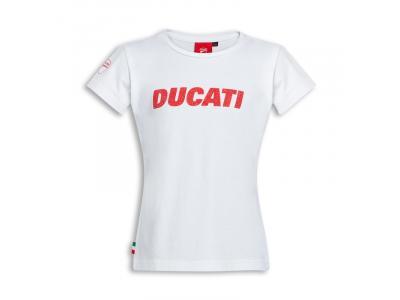 Camiseta Ducatiana Glitter niña