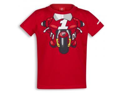 Camiseta little rider para niños