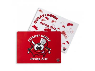 Individuales Ducati breakfast kid