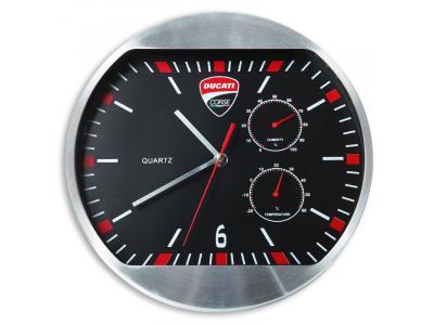 Reloj de pared Ducati Corse