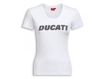 Camiseta Ducati Carbon mujer