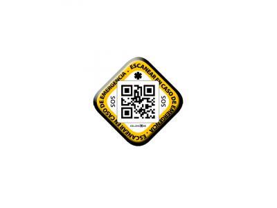 Adhesivo SOS Silincode