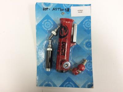 Antirrobo Duch-Hilt para puño del gas