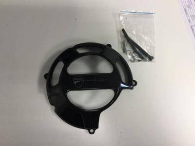 Tapa embrague carbono Ducati