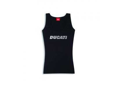 Camiseta de tirantes mujer Ducati Stardust