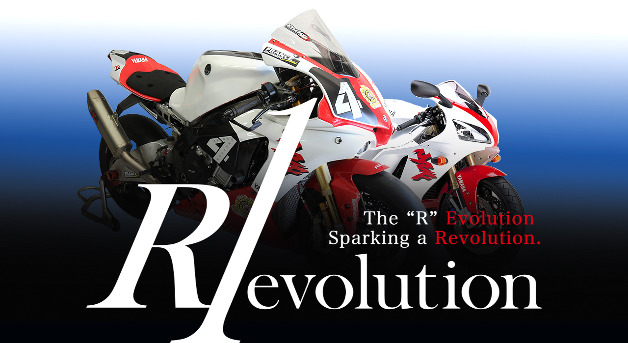 """R1evolution"": The ""R"" Evolution sparking a Revolution"
